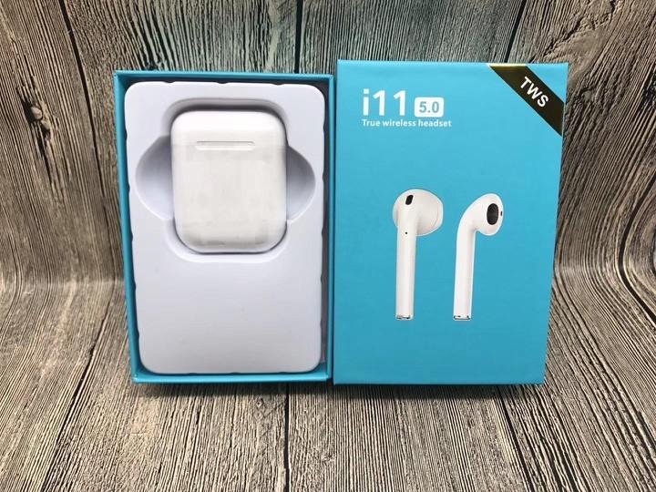 Tai Nghe Bluetooth I11 Tws Bluetooth 5.0 Stereo Super Bass