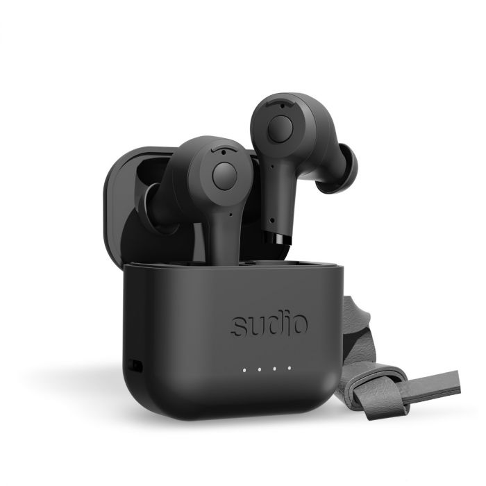 Tai nghe In Ear Bluetooth True Wireless Sudio ETT ANC IPX5 Qi - Hàng chính hãng