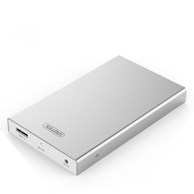 """Hộp đựng Ổ cứng HDD Box 2.5"""" SATA Unitek Y-3369SL Hàng Nhập Khẩu"""