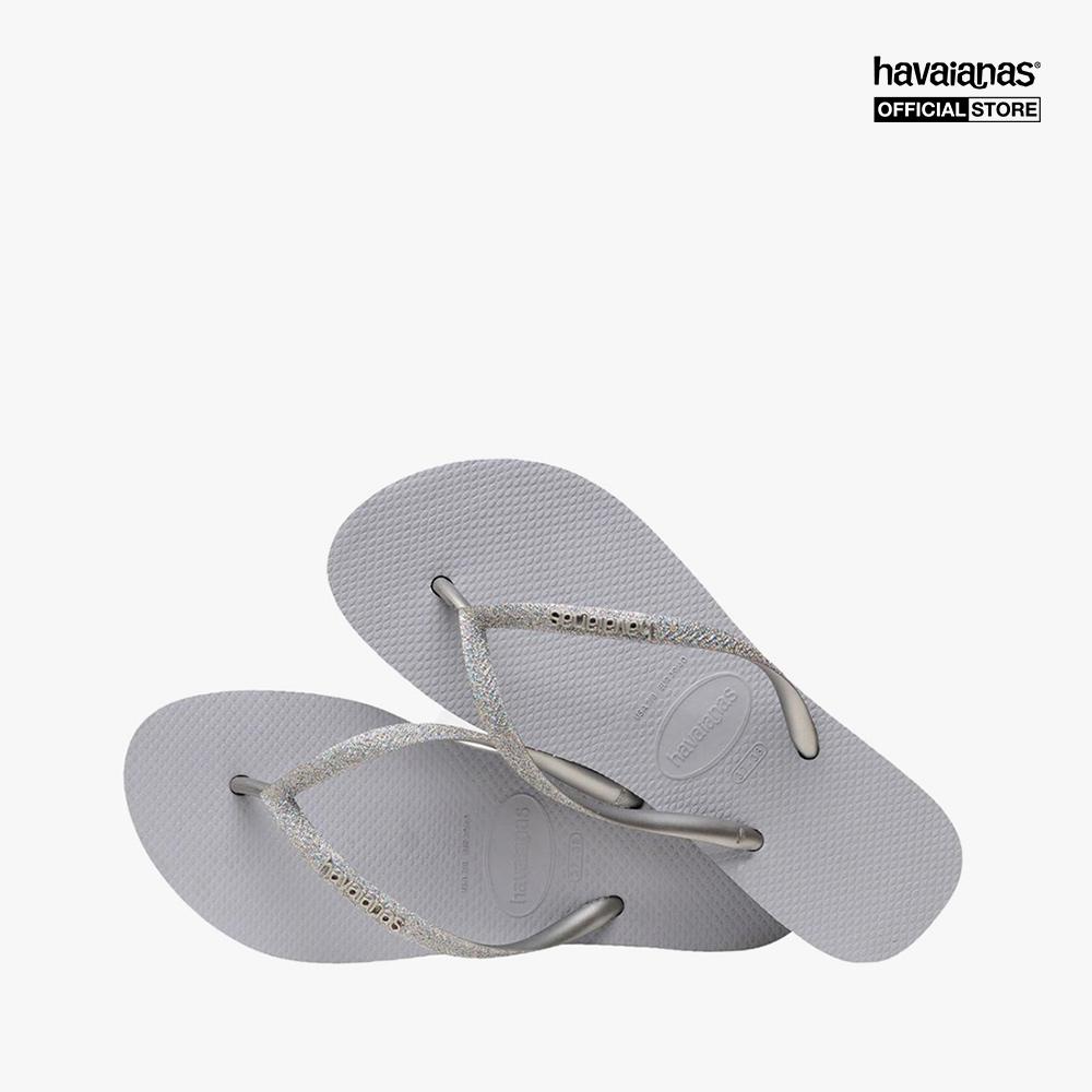 HAVAIANAS - Dép nữ Slim Flatform Glitter 4144764-3498