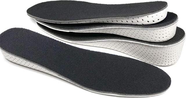 [TĂNG CHIỀU CAO] một cặp lót giày PETTINO thoáng khí, khử mùi, tăng thêm 1.5cm, 2.5cm hoặc 3.5cm chiều cao dùng được cho cả nam và nữ TX03