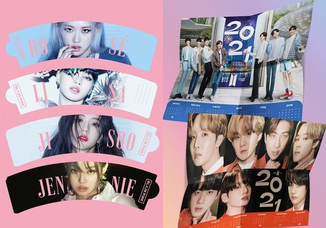 Thiên Thần Nhỏ - Số 393 - Tặng Kèm Cup Holder BLACKPINK + Lịch Năm Mới 2021 Của BTS
