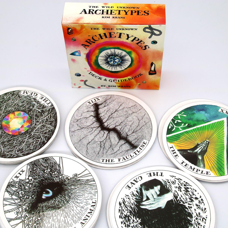 Bộ Bài Bói Wild Unknown Archetypes 78 cards New Đẹp