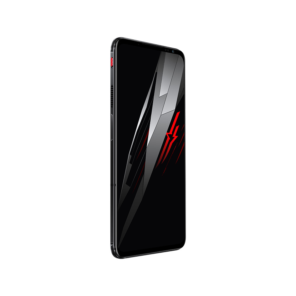 Redmagic 6 5G 12GB l 128GB - Điện Thoại Gaming Chiến Game Cực Đỉnh - Màn hình AMOLED 6,8 Inches- Snapdragon 888 - Pin 5050mAh - Sạc nhanh 66W - Hàng Chính Hãng