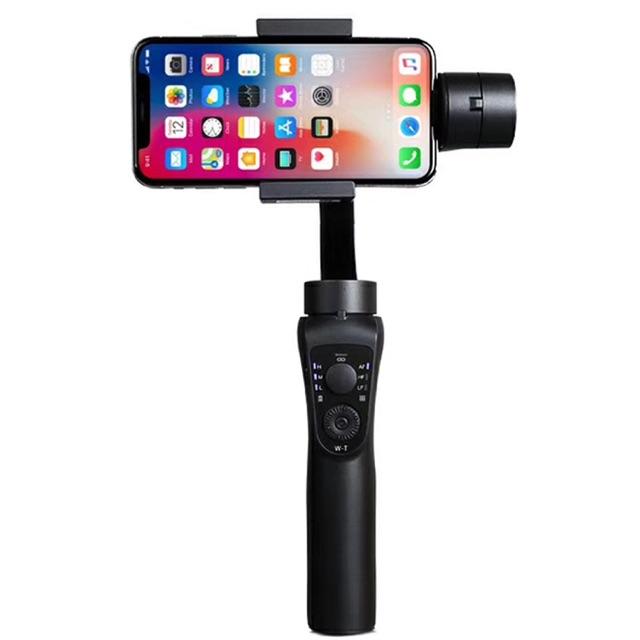 Gậy chống rung điện thoại Gimbal pro S5B - Hàng nhập khẩu