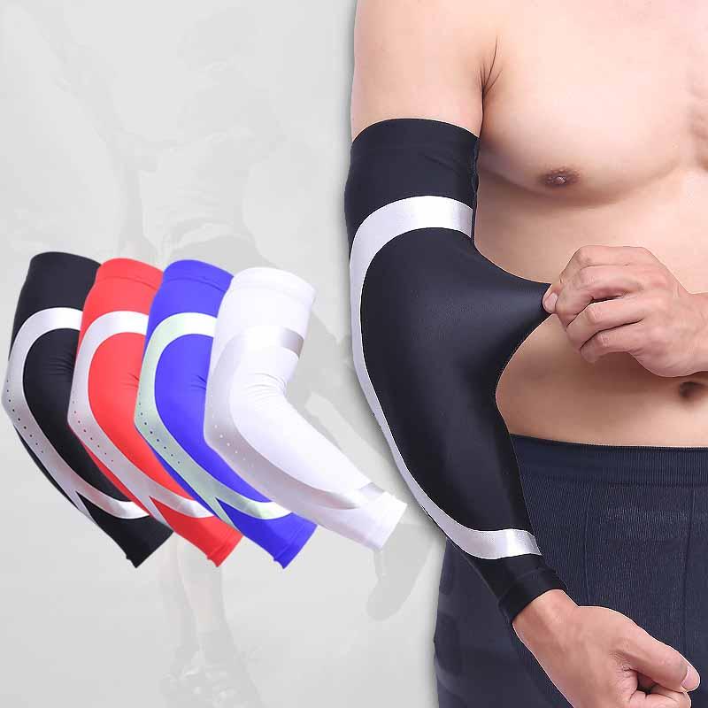 Đôi bảo vệ khuỷu tay thể thao thun co dãn 4 chiều (SP106)