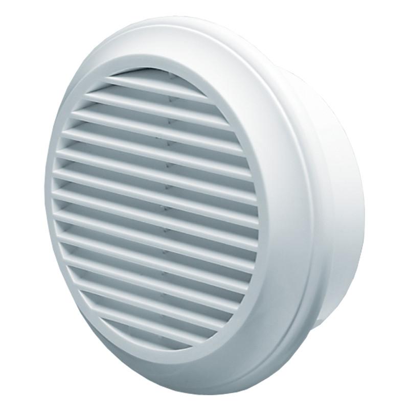 Cửa gió nhựa tròn Décor 150s - Quạt hút, quạt thông gió Nhãn hiệu ...