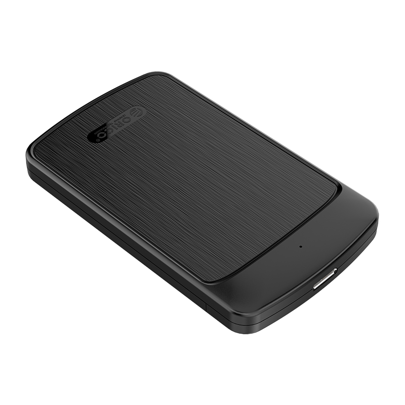 """Hộp Đựng Ổ Cứng ORICO 2020U3-BK (Đen) 2.5"""" SSD/HDD SATA 3 USB 3.0 - Hàng Chính Hãng"""