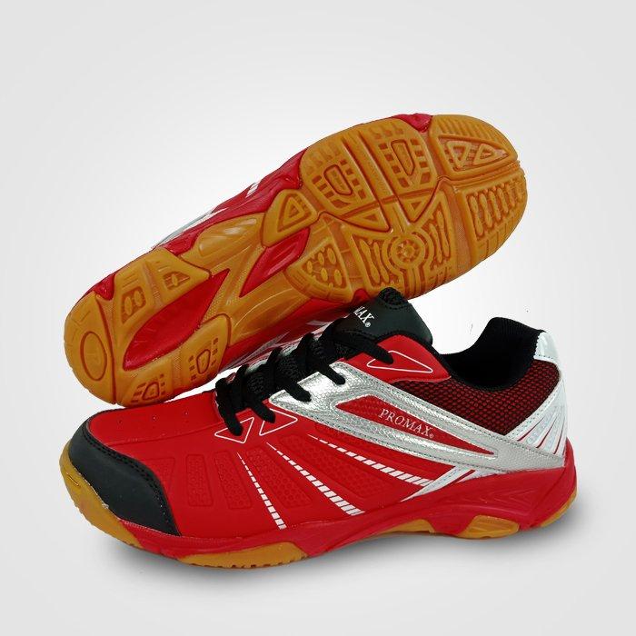 Giày cầu lông nam Promax chính hãng 19001 màu đỏ - size 43 - 23864439 , 3691855626001 , 62_24642789 , 570000 , Giay-cau-long-nam-Promax-chinh-hang-19001-mau-do-size-43-62_24642789 , tiki.vn , Giày cầu lông nam Promax chính hãng 19001 màu đỏ - size 43