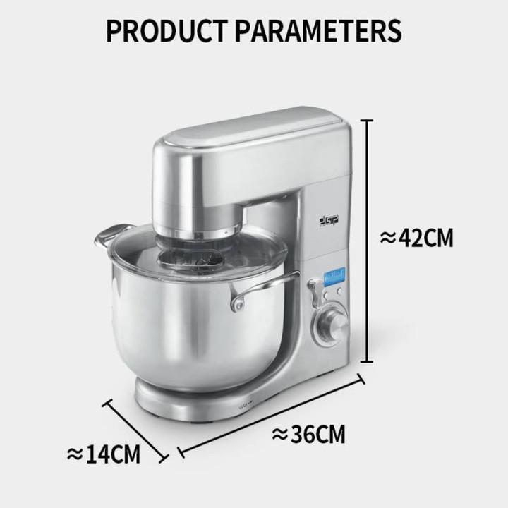 Máy trộn bột, đánh trứng cao cấp nhãn hiệu DSP KM3032 dung tích 10 lít, công suất 1500W - Hàng Nhập Khẩu