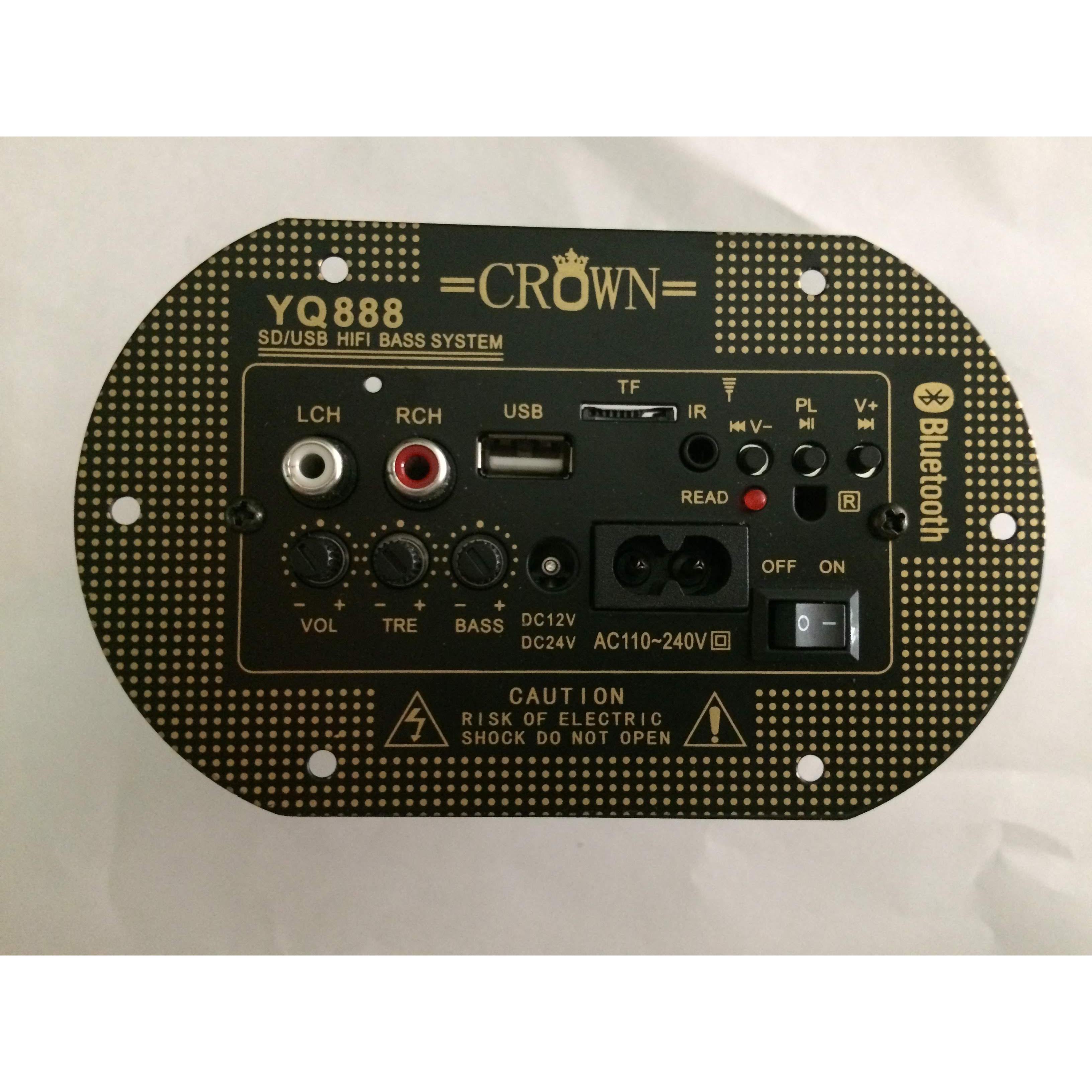 Mạch Crown không có Bluetooth 80W