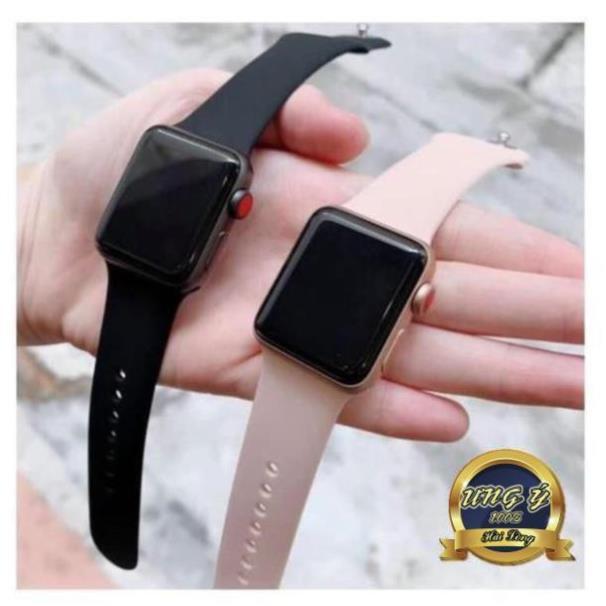 Dây Sport Band Cao Su cho Apple Watch Đủ Size