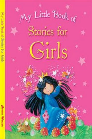 My Little Book of Stories for Girls