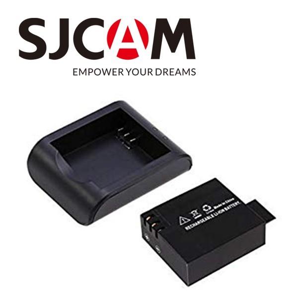 Dock Sạc Pin Đơn Cho Camera Hành Trình SJCAM - Hàng chính hãng