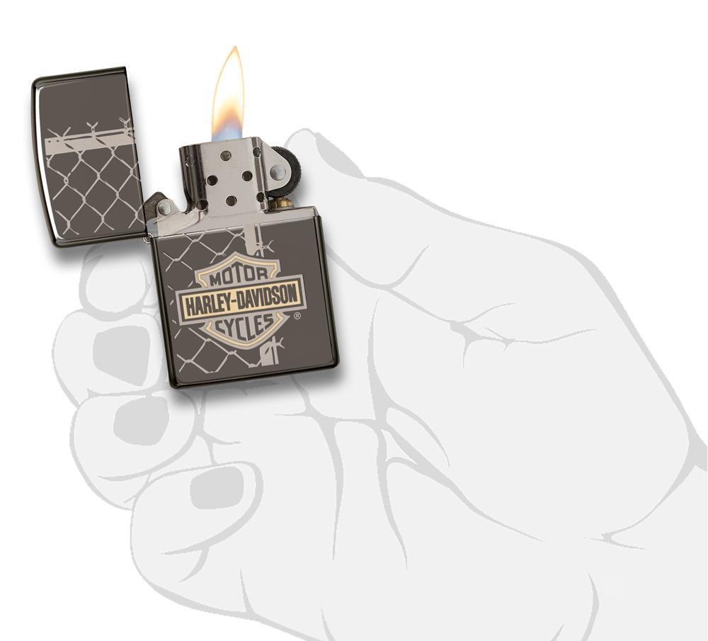 Bật Lửa Zippo Harley-Davidson 29737