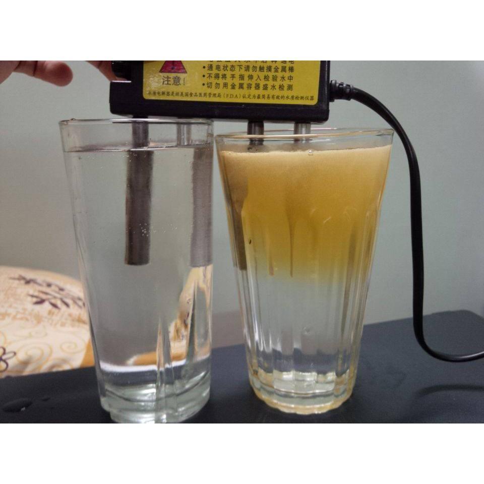 Dụng cụ thử nước, điện phân thử nước FP