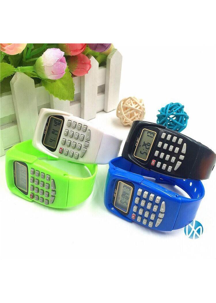 Đồng hồ điện tử nam nữ Sports có chức năng xem giờ và máy tính ZO76