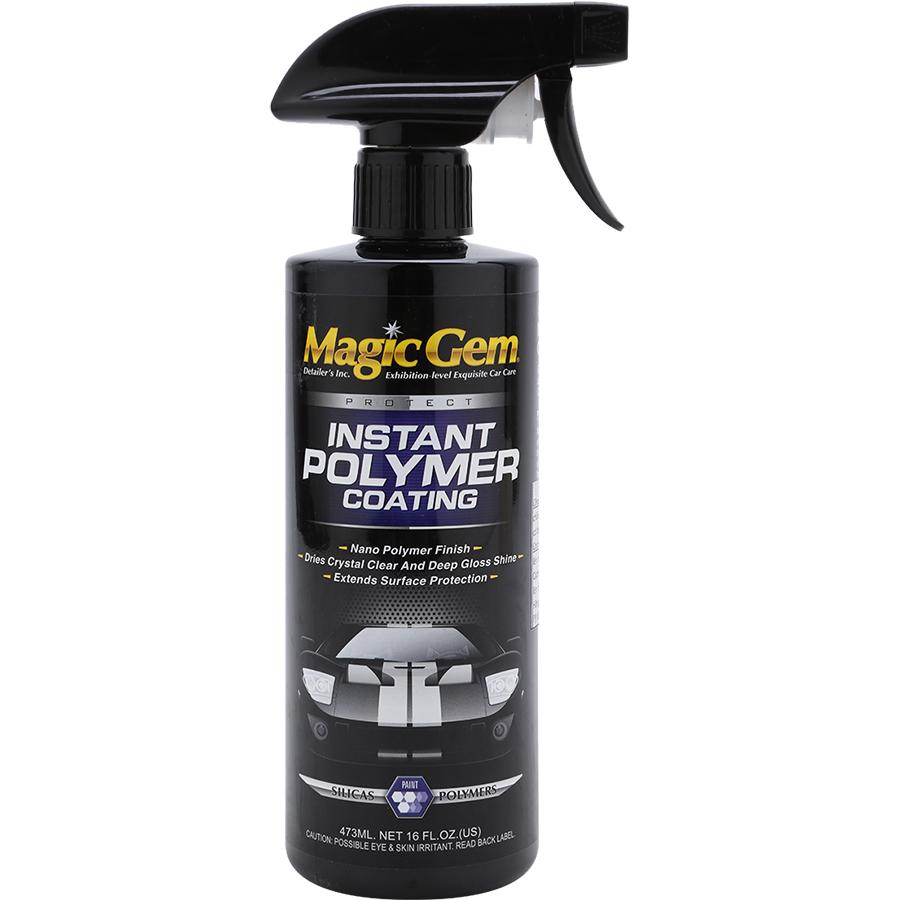 Chai Xịt Nano Siêu Tốc Chống Nước Mưa Instant Polymer Coating Magic Gem M3516 (473ml)