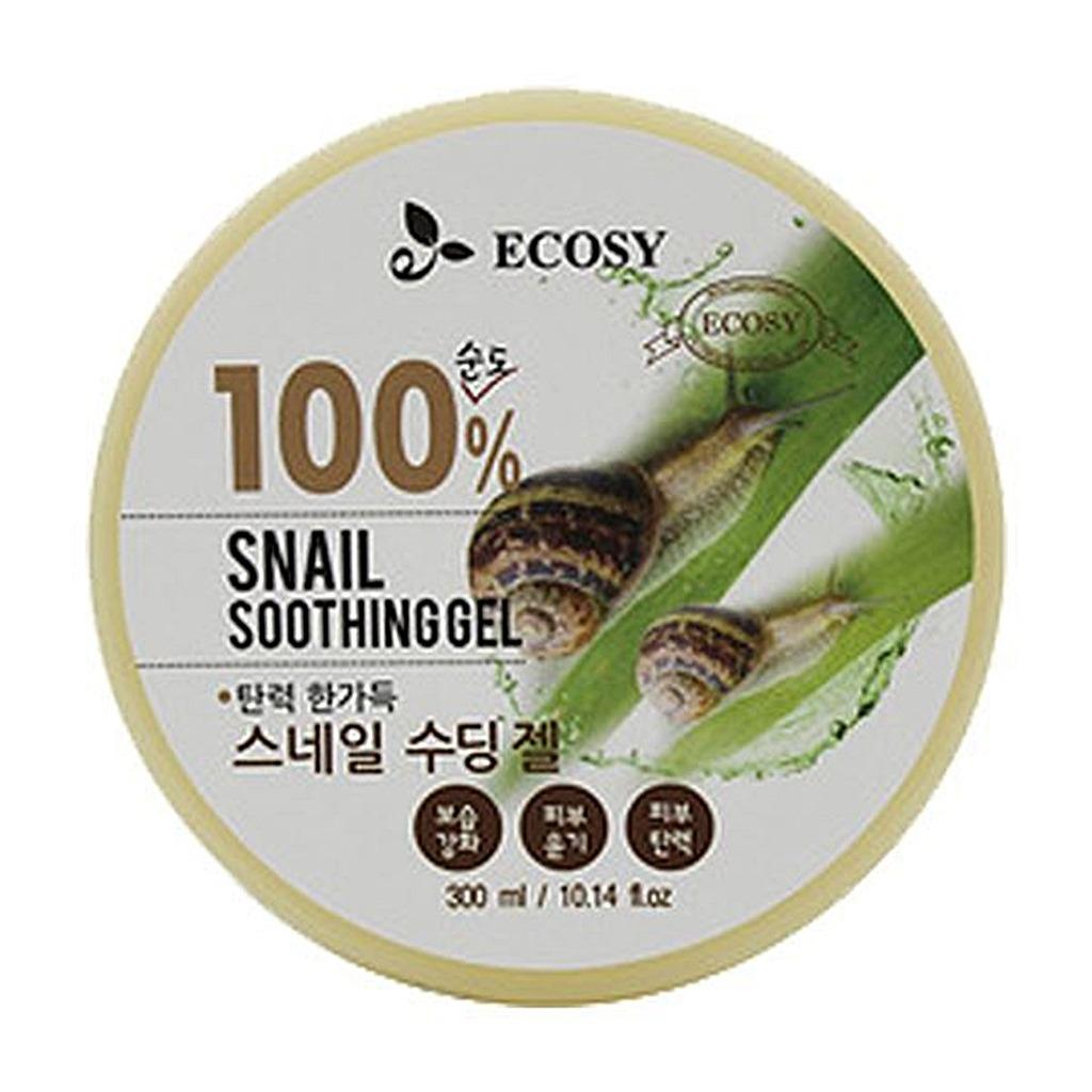 Gel Dưỡng Da ỐC SÊN Ecosy Snail Soothing 300ml
