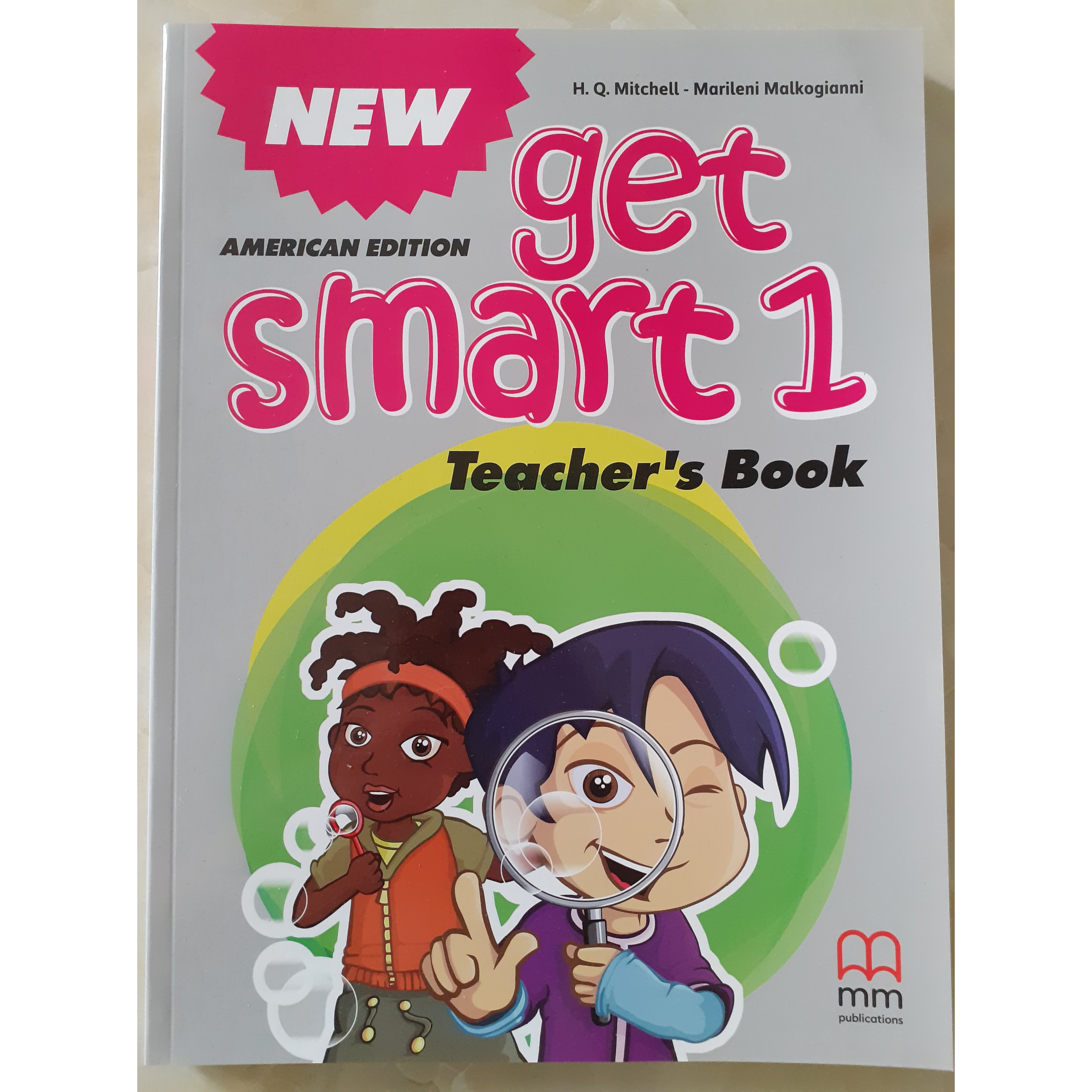 MM Publications: New Get Smart 1 Teacher's Book ( American Edition )