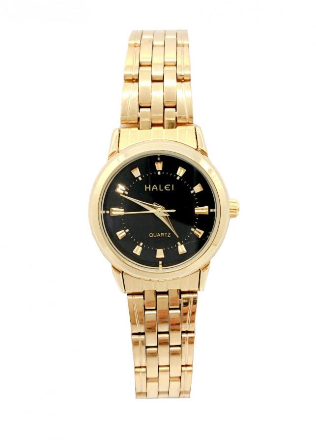 Đồng hồ Nữ Halei cao cấp - HL502 Dây vàng