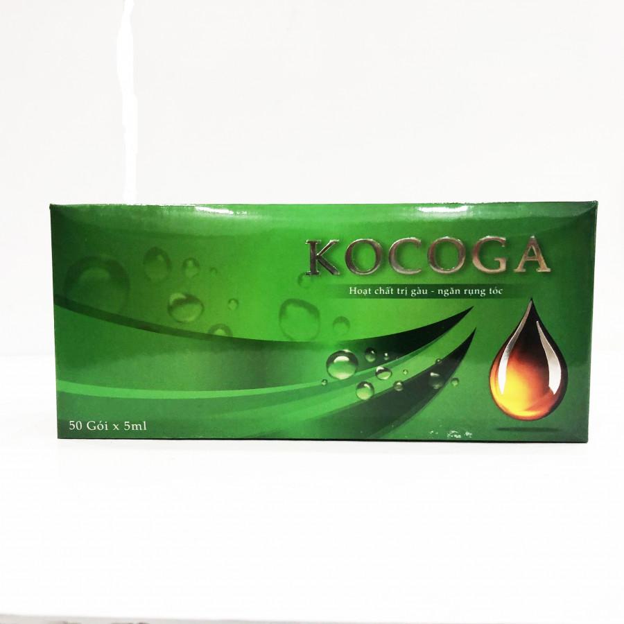 Dầu gội hỗ trợ trị gàu Kocoga