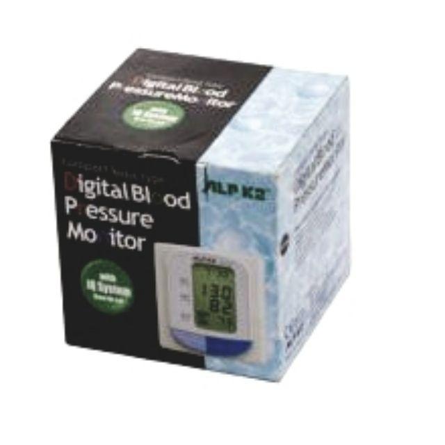 Máy đo huyết áp cổ tay ALPK2 WS910 (WS 910)