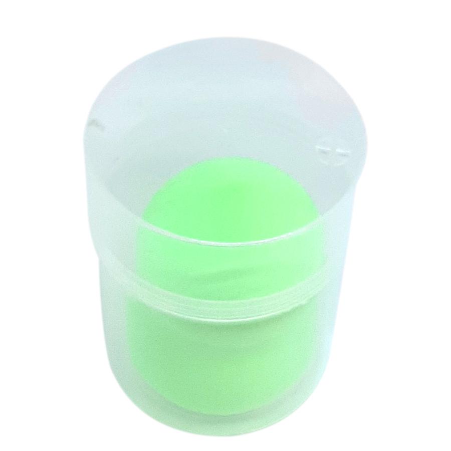 Bông phấn hồ lô có hộp đựng (giao màu ngẫu nhiên)