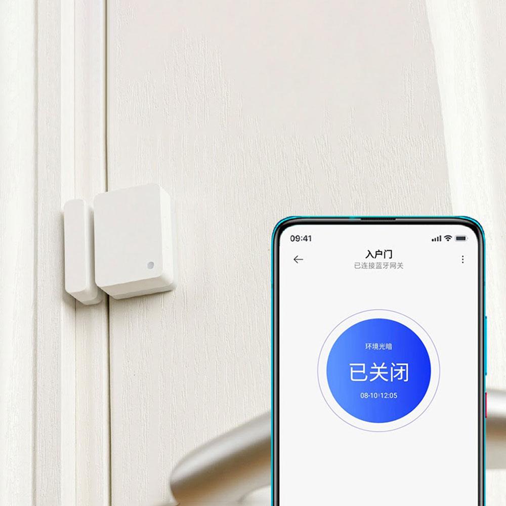 Cảm biến mở cửa thông minh Xiaomi Mijia 2 MCCGQ02HL - Hàng Nhập Khẩu