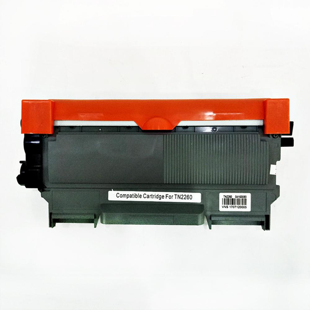 Hộp mực Brother TN2260 (HL-2240D/2250DN/2270D/MFc-7360/7060D) - Hàng nhập khẩu