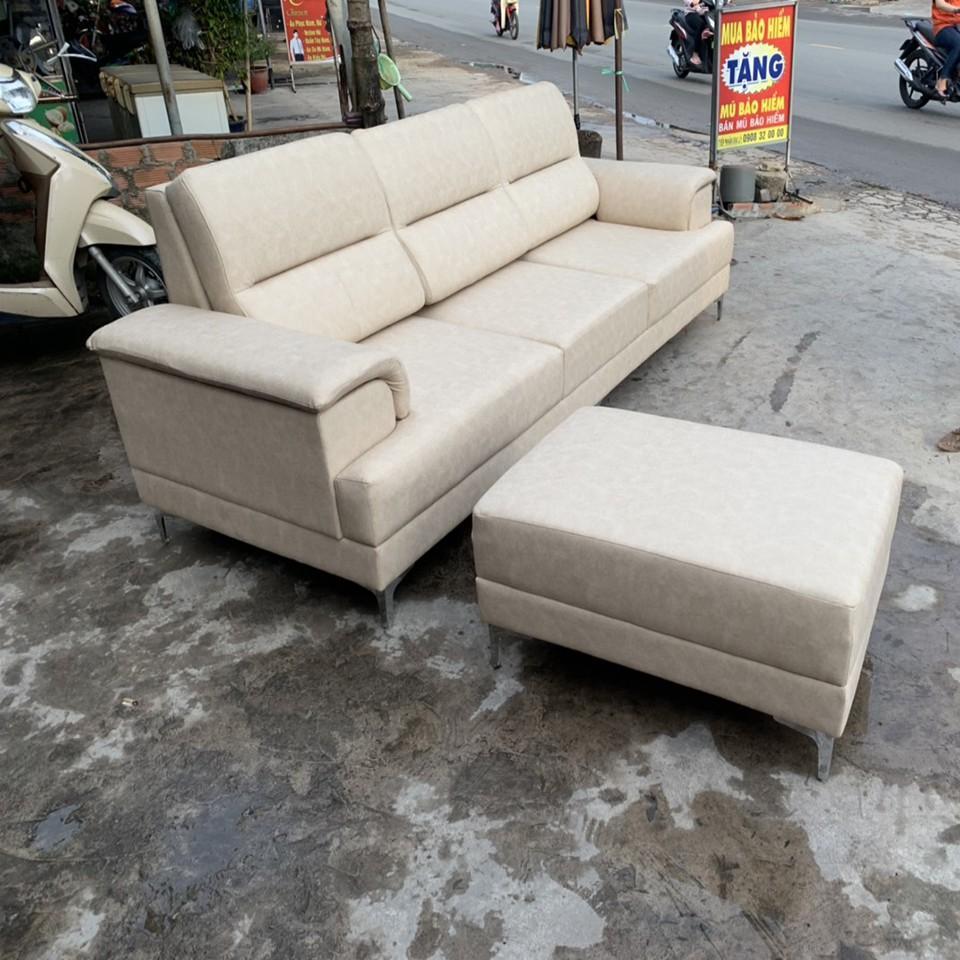 Ghế sofa da phòng khách Juno Sofa