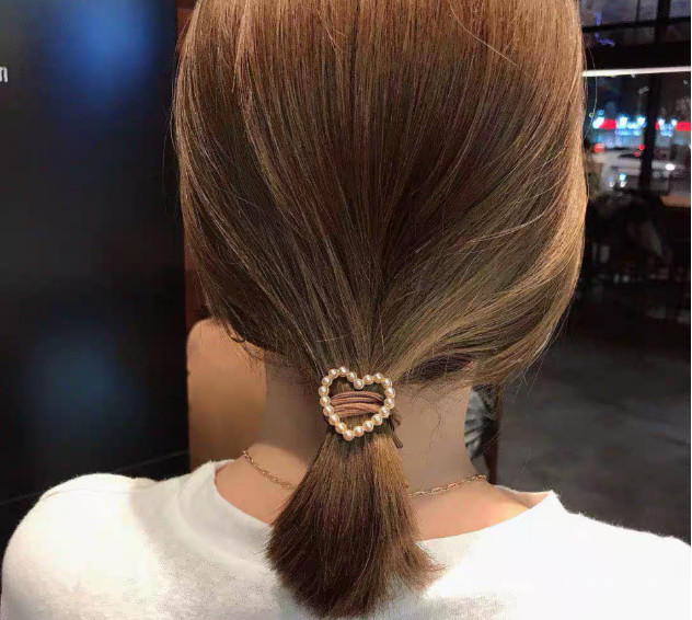Dây buộc tóc siêu xinh nhiều hình ( giao ngẫu nhiên )