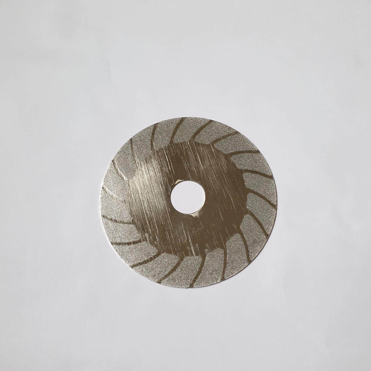 Đĩa lưỡi cắt Kim Cương Bánh Xe Quay (100mm 4'')