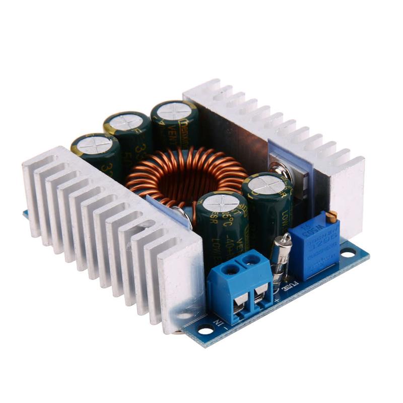 Module Hạ Áp Buck từ 4.5-30VDC Xuống 1.25-30VDC 12A 150W