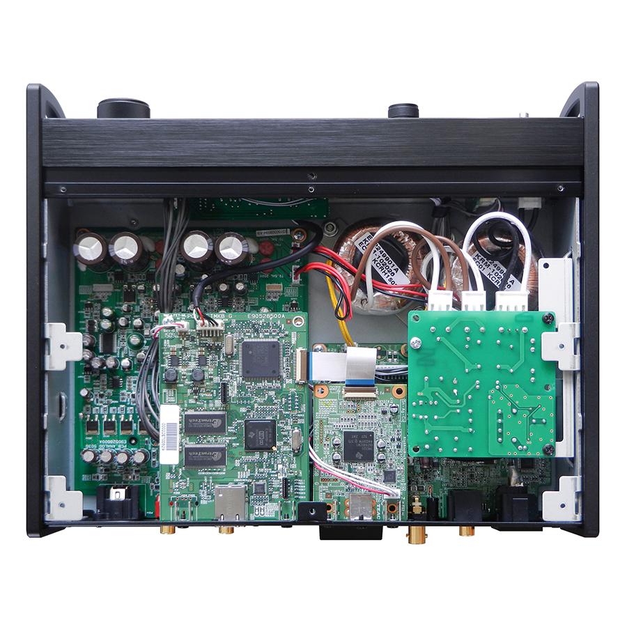 Amply Headphone TEAC NT-503 - Đen - Hàng Chính Hãng