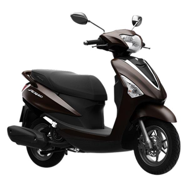 Xe Máy Yamaha Acruzo Standard - Nâu