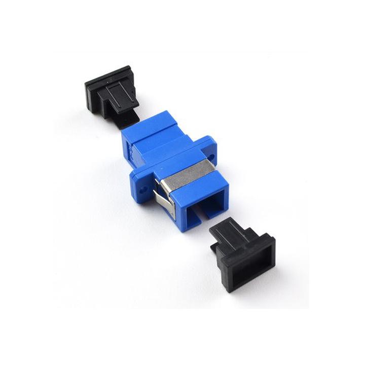 Đầu nối quang Adapter  SC-UPC SM Simplex loại đơn