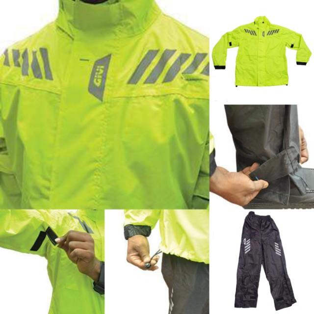 Bộ quần áo mưa Givi CRS02