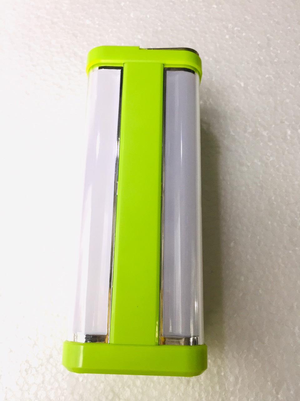 Đèn sạc chiếu sáng 4 bóng Led siêu sáng YG-8002S