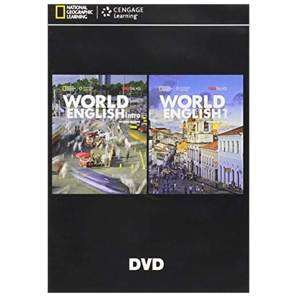 World English Intro And 1: Classroom DVD