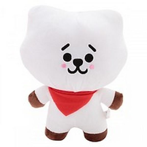 (hoạt hình) Thú bông gấu nhóm BTS kèm tag hình nhóm chibi