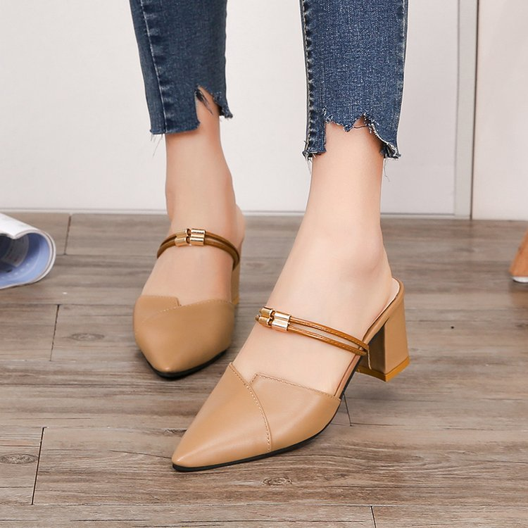 Sandal Nữ Cao Gót Thời Trang_ Trẻ Trung_ Sành Điệu_ Phù hợp mới lứa tuổi 2018