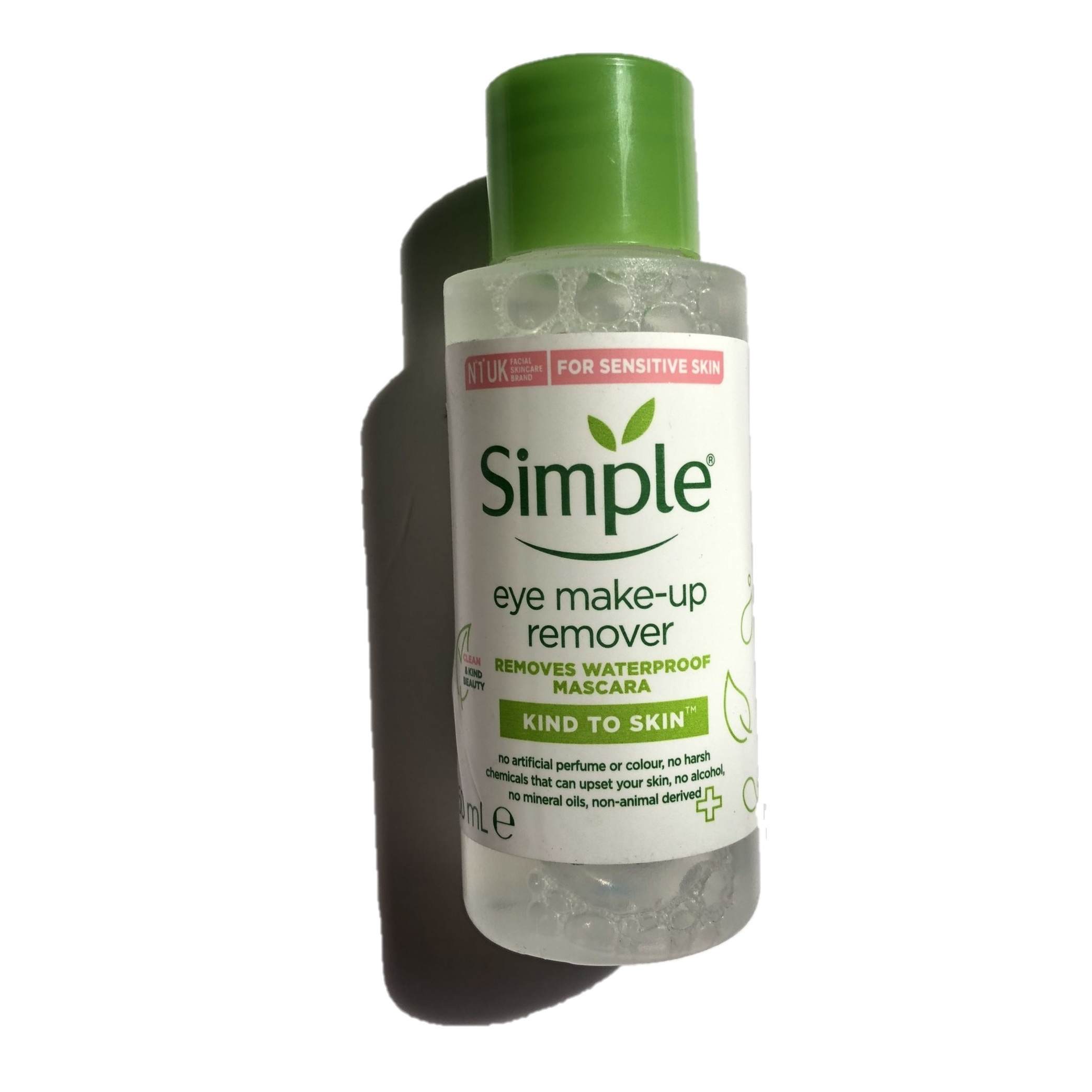 Tẩy trang Simple Kind To Skin Eye Make-Up Remover - 50ml