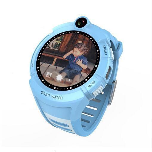 Đồng hồ thông minh trẻ em ANNCOE A360 nghe gọi định vị từ xa - Hàng Chính Hãng