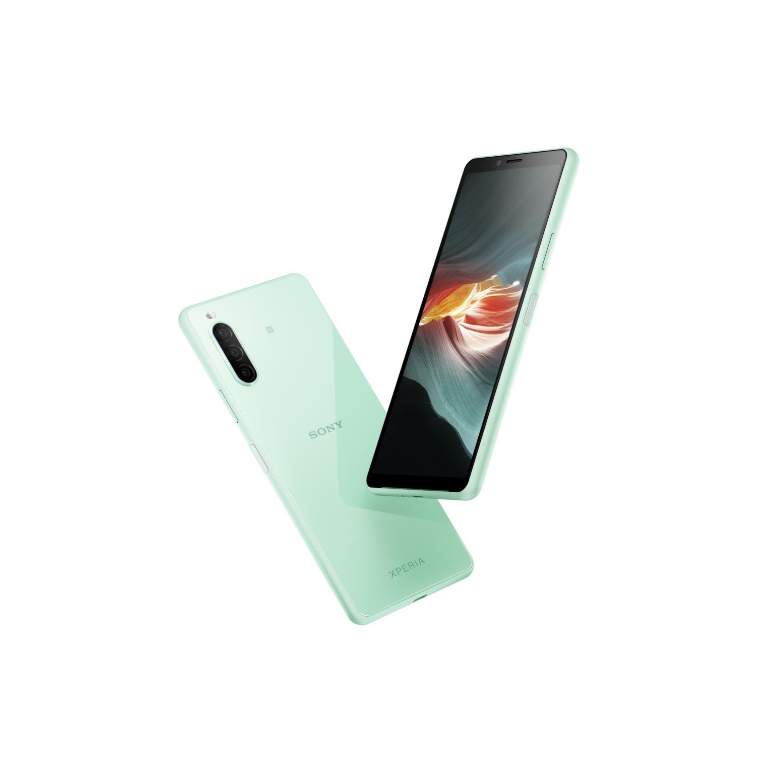 Điện thoại Sony Xperia 10 II-Hàng Chính Hãng 100%