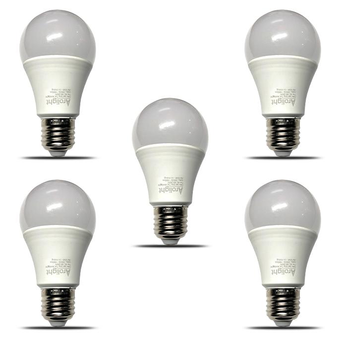 Bộ 5 bóng đèn Led Bulb kín nước 7W