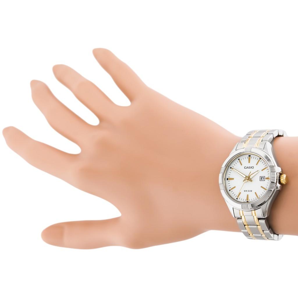 Đồng hồ nam dây kim loại Casio MTP-1308SG-7AVDF