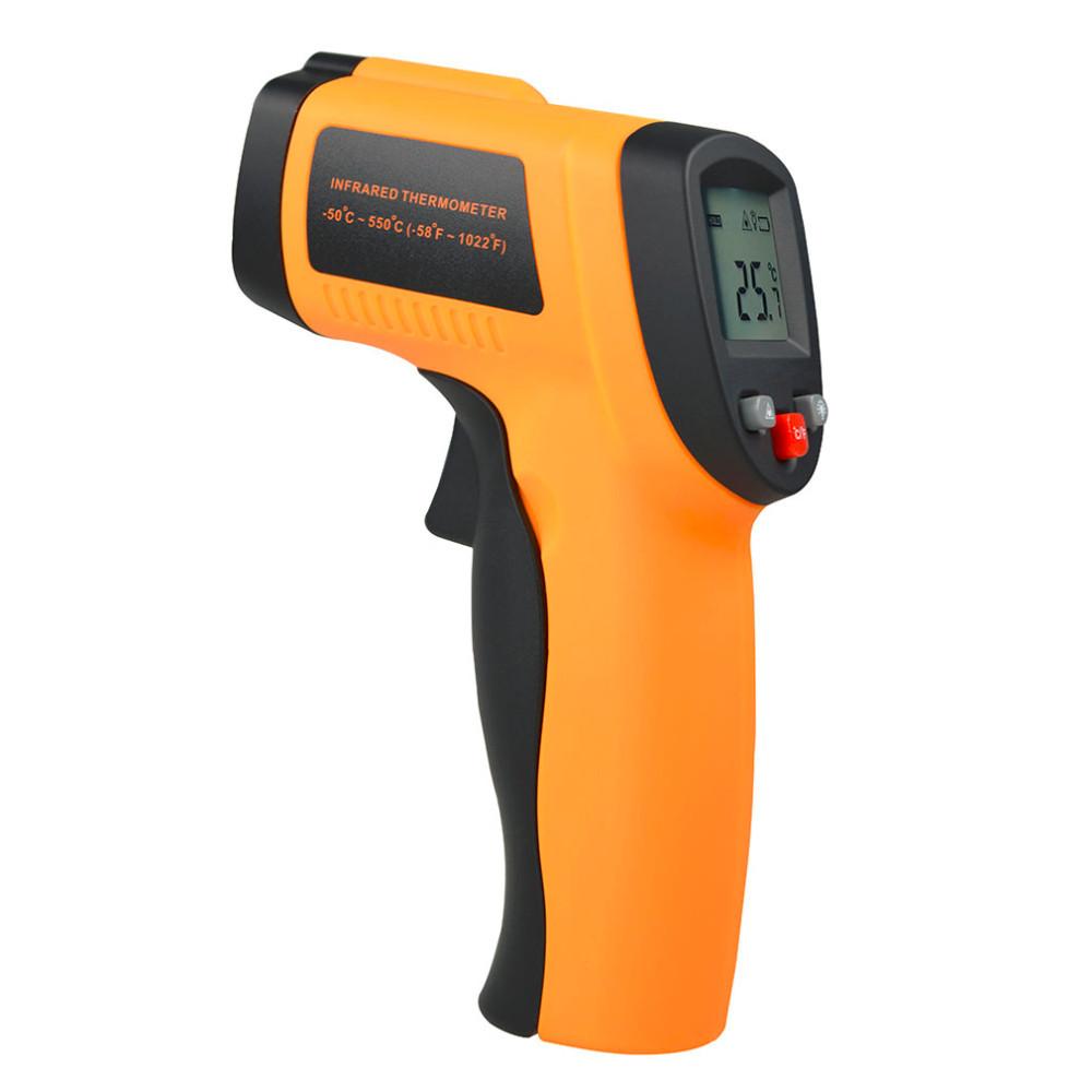 Máy đo nhiệt độ từ xa bằng laser GM550