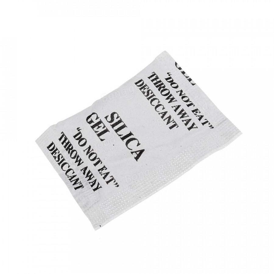 Gói hút ẩm Silica gel loại 10gr/gói SECCO - Hàng chính hãng