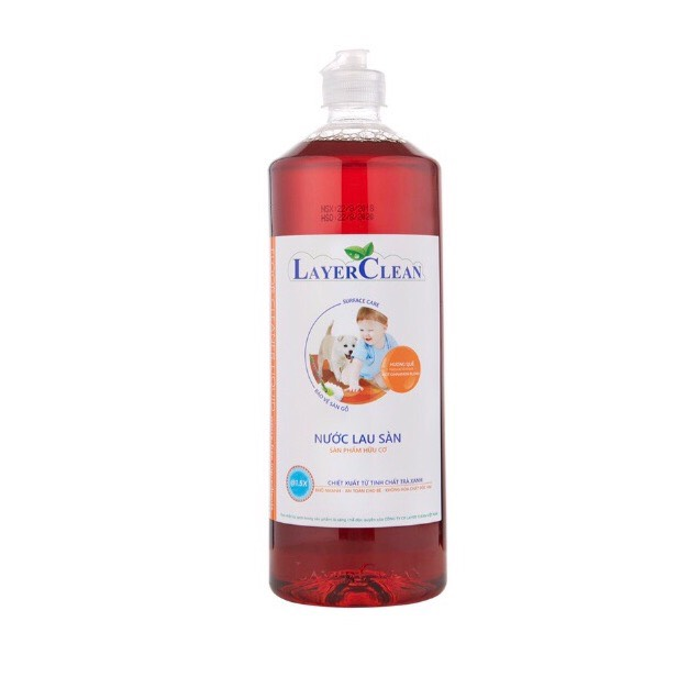 Nước Lau Sàn Layer Clean 1,25ML - Quế - 23345181 , 6311536633834 , 62_13831152 , 51000 , Nuoc-Lau-San-Layer-Clean-125ML-Que-62_13831152 , tiki.vn , Nước Lau Sàn Layer Clean 1,25ML - Quế